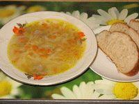 Простой суп с мясом