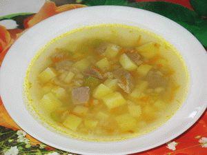 как сварить перловку для супа