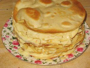 торт наполеон, рецепт торта наполеон, как готовить торт наполеон