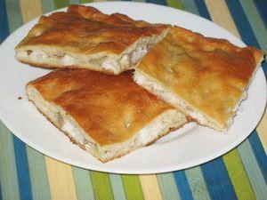 Пирог с муксуном и картошкой рецепт с