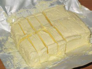 сливочное масло для заварного крема