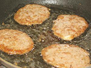 Печеночные лепешки рецепт пошагово
