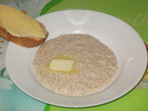 рецепт каши пшеничной на молоке