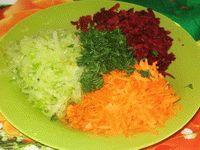 Салаты только из сырых овощей рецепты с