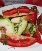 Вкусные заправки для овощных салатов изоражения