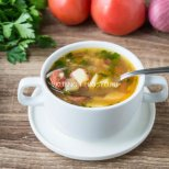 легкий вкусный суп рецепт