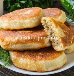 Блюда из дрожжевого теста с фото