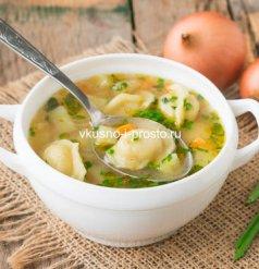 рецепт очень вкусного супа