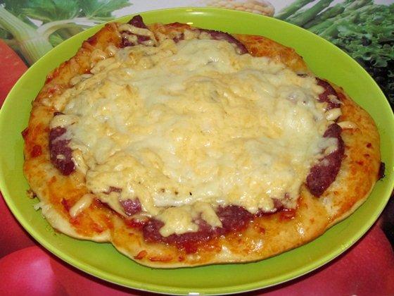 Мини пицца фото рецепт приготовления