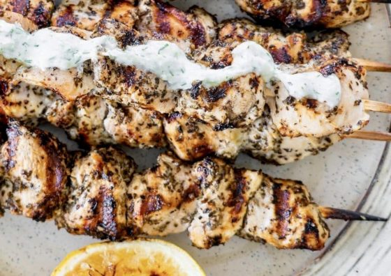 Маринад из кефира для курятины