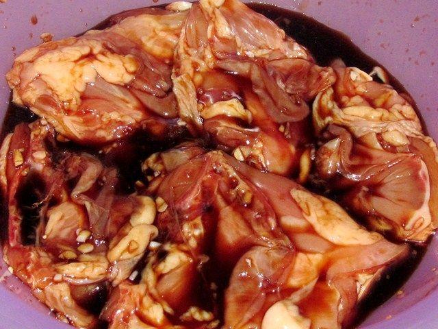 маринад из меда и соевого соуса для курицы