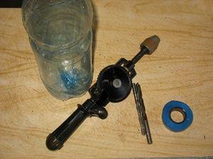 инструменты для сбора берёзового сока