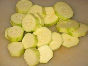 кабачок для овощного супа пюре