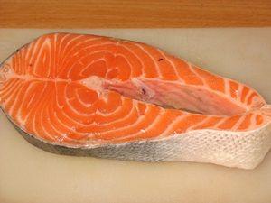 красная рыба для бутербродов