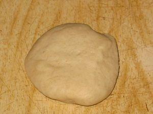 лепёшка для пончика