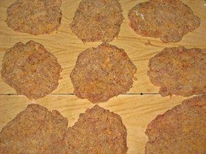 панированные котлеты из телятины