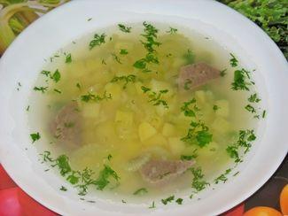 Добавить в суп сельдерей