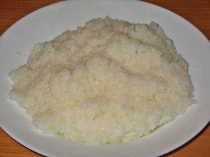 рис для роллов с креветками