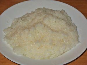 рис для суши с креветками