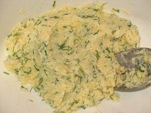 сырная смесь для помидоров