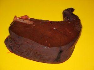 Как вкусно потушить печень говяжью