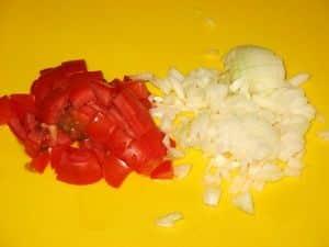 ингредиенты для соуса кесадии с курицей