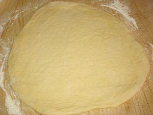 основание пирога с повидлом