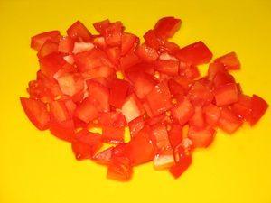 помидор для тушения кабачка с грудкой