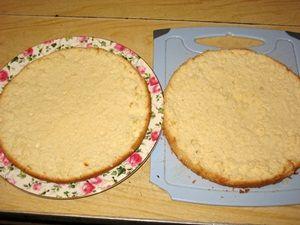 Как сделать бисквитный торт фото 221