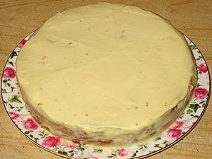 торт пропитался за ночь