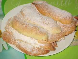 Рецепт бисквитного печенья с фото пошагово в домашних условиях 713