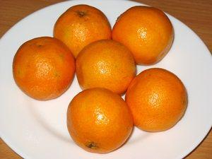 мандарины для компота