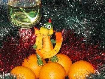 Новогодние Рецепты 2012