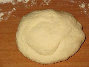крутое тесто для основы слоёного