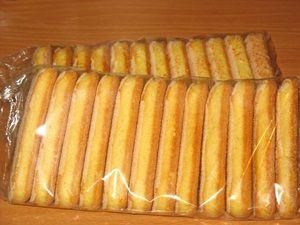 Печенье savoiardi для Тирамису