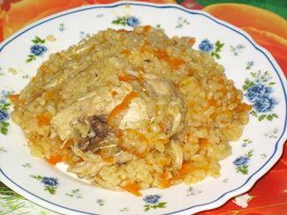 Блюда из риса – два вкусных рецепта