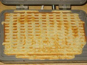 готовая вафля