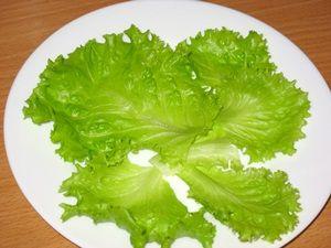 Какие листья для салата цезарь