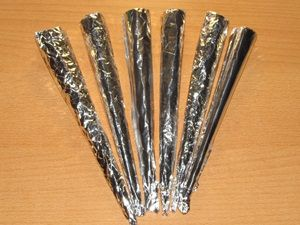 конусы для выпечки трубочек