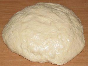 сдобное тесто для булочек с маком
