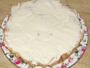 формирование Киевского торта