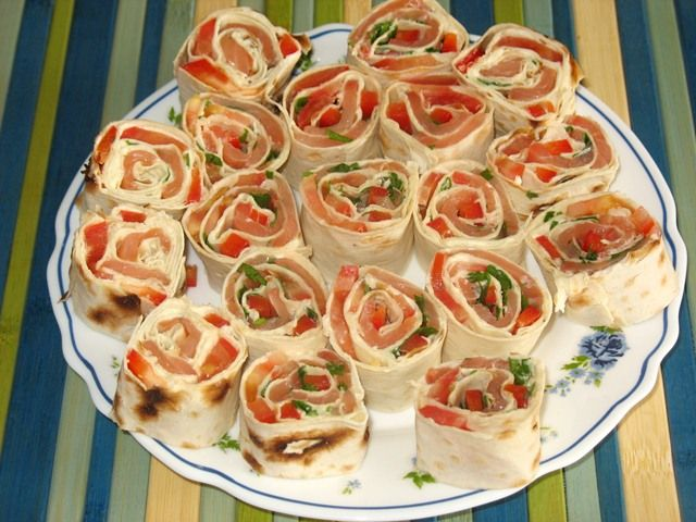Праздничные салаты осенью