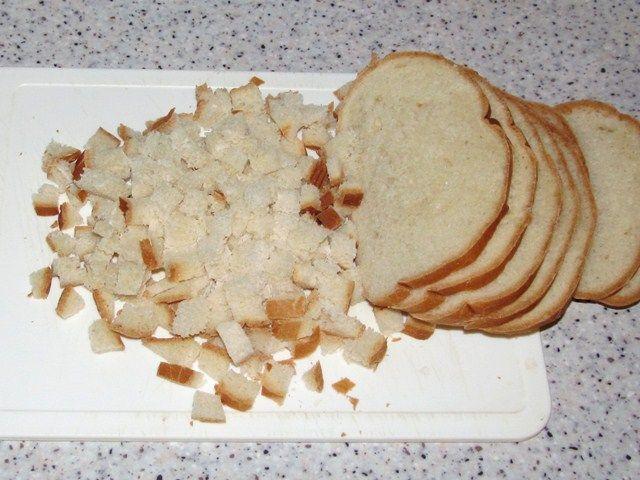 сухарика из батона в духовке рецепт с фото