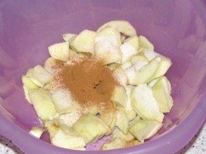 ингредиенты яблочной начинки