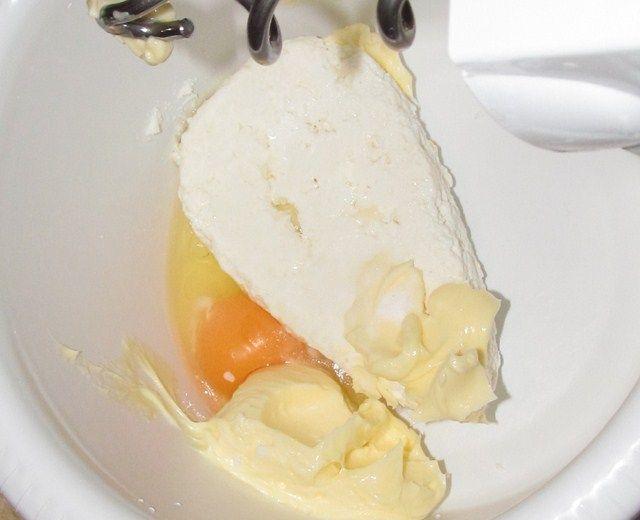 творог масло и яйцо для теста