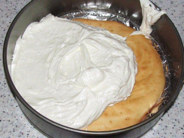 Птичьего молоко торт рецепт с пошагово в домашних условиях