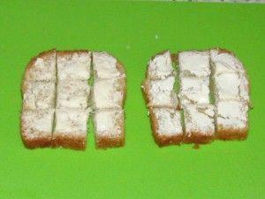 разделка хлеба