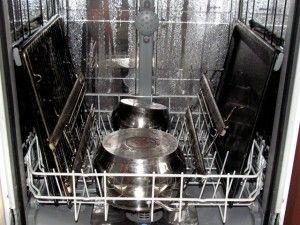 противни в посудомоечной машине