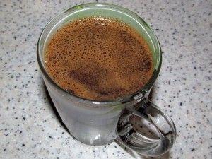 заварной кофе для пропитки