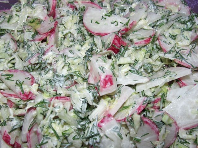 просто и вкусно рецепты с фото салаты